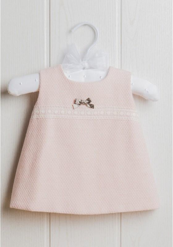 Vestido Niza Mini rosa