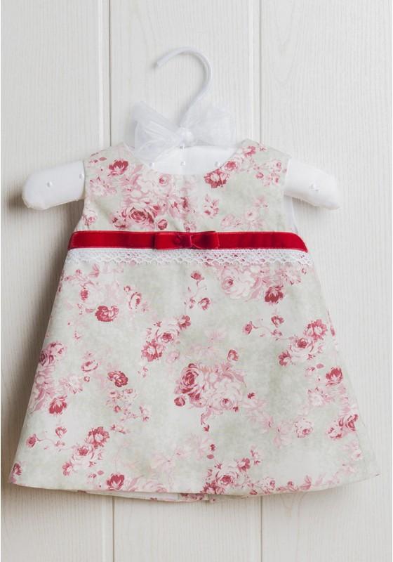 Vestido Burdeos Mini
